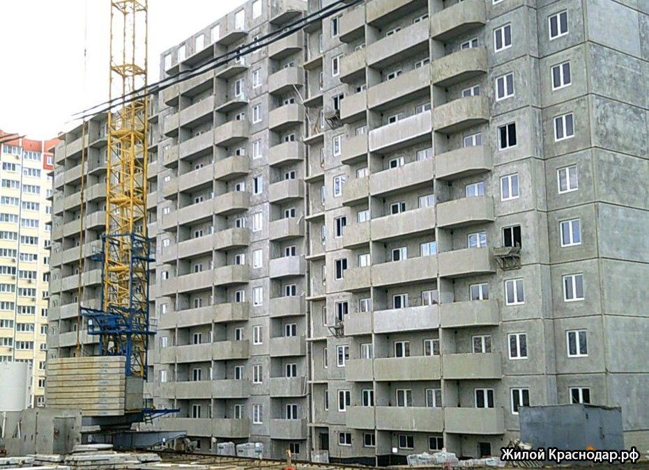 """Мкр. """"Восточно-Кругликовский"""", К-л 1.2, литер 8"""