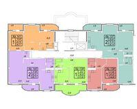 Литер 2, этаж 2
