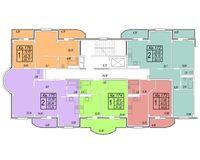 Литер 2, этаж 9