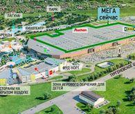 Парк, лагуна и мини-город IKEA в Адыгее