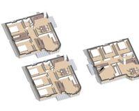1-этажный дом, 110 кв.м