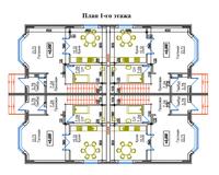 Тип Б, этаж 1
