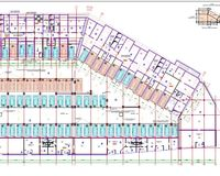 План парковочных мест