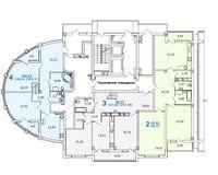 Литер 1, секция 1, этаж 16