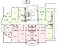 Литер 1, секция 2, этаж 12