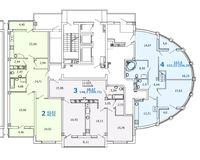 Литер 1, секция 2, этаж 16