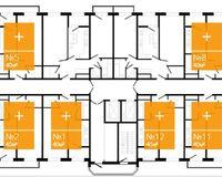 План типовых этажей