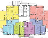 Литер 3, подъезд 2, этаж 2