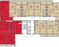 Подъезд 3, этажи 20-24