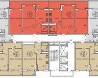 Подъезд 4, этажи 20-24