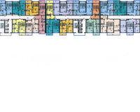 Общий план, этаж типовой